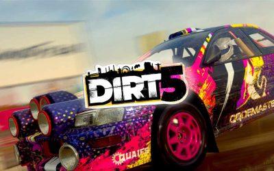 Test : Dirt 5, le nouveau jeu de rallye sur PS4 par Lucas