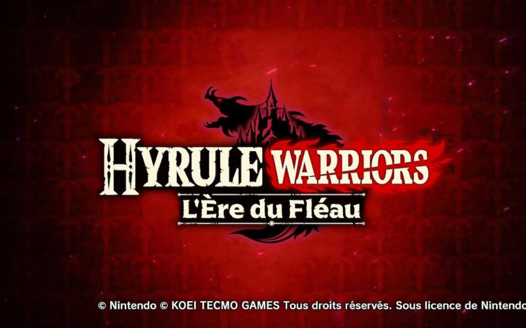 Test : Hyrule Warriors – L'Ère du Fléau sur Nintendo Switch !