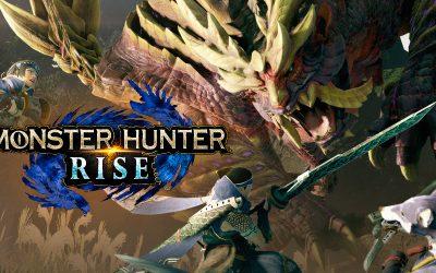 Preview : Monster Hunter Rise sur Switch, un point après la démo !