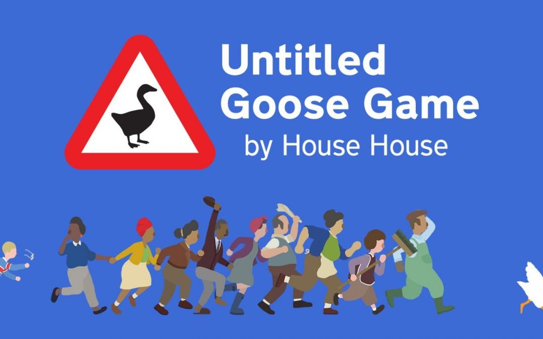 Test : Untitled Goose Game : Un jeu sans loi sur PS4 !