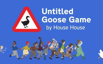 Test : Untitled Goose Game : Un jeu sans loi sur PS4 !