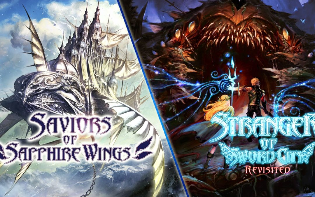 Test : Saviors of Sapphire Wings/Stranger of Sword City Revisited, Switch