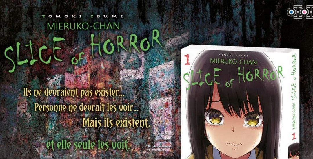 Chronique : Mieruko-chan : L'horreur au quotidien !