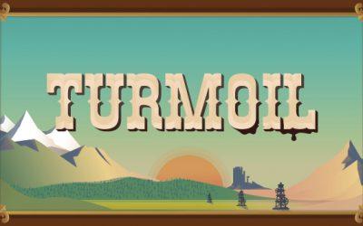 Test : Avec Turmoil, soyez le maitre du pétrole, sur PC !