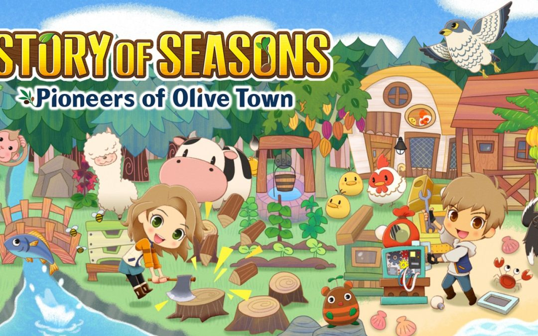 Test : Story of Seasons : Pioneers of Olive Town sur Switch !