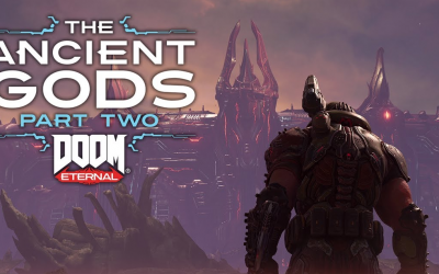 Extension : Doom Eternal, The Ancient Gods Part 2