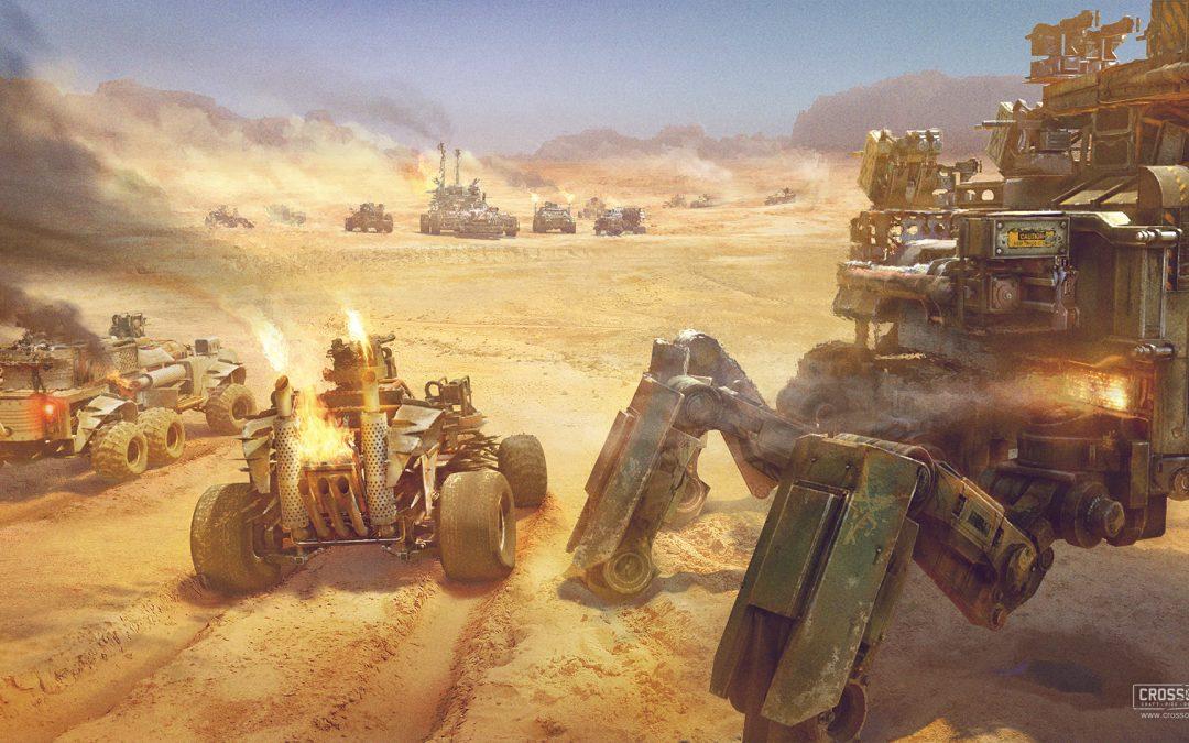 Test : Crossout, Mad Max en mode free to play sur PS4, par Lucas