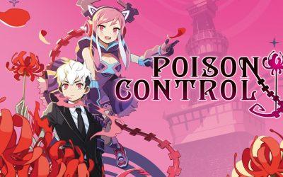 Test : Poison Control sur Nintendo Switch de Nino !