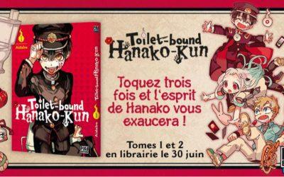 Chronique : Toilet-Bound Hanako-kun : Quand les mystères dépassent les frontières de notre monde !