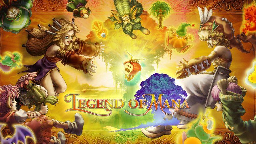 Test : Legend of Mana sur Playstation 4 !