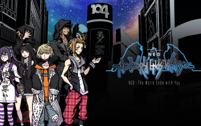 Test : NEO : The World Ends With You sur Playstation 4 !