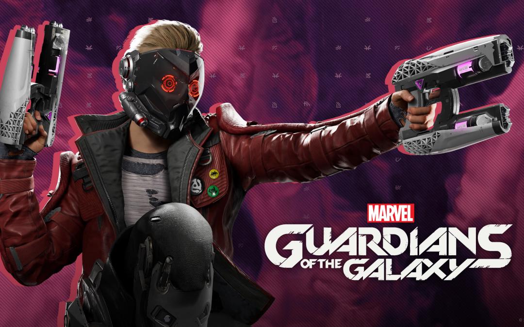 Marvel's Guardians of the Galaxy : la conception des designs des héros !
