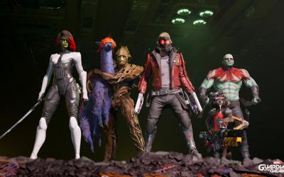 Marvel's Guardians of the Galaxy : les combats et l'exploration en vidéos !